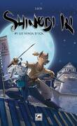 Shinobi Iri, Tome 1 : Les ninja d'Iga
