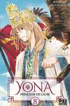 couverture Yona - Princesse de l'Aube, tome 8