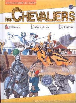 Voyage Dans Le Temps Les Chevaliers Livre De Collectif