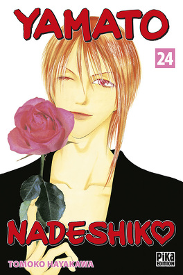 Couverture du livre : Yamato Nadeshiko, tome 24