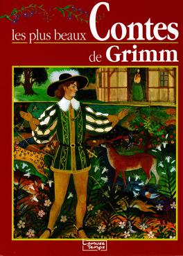 Couverture du livre : Les plus beaux contes de Grimm