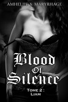 couverture Blood Of Silence, Tome 2 : Liam