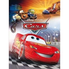 Couverture du livre : Cars, Tome 1: Quatre Roues