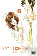 Say I Love You, tome 7