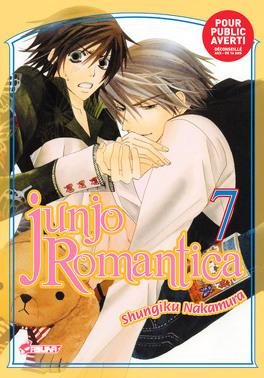 Couverture du livre : Junjo Romantica, tome 7
