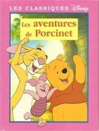 Couverture du livre : Les aventures de Porcinet