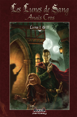 Couverture du livre : Lunes de sang volume 1