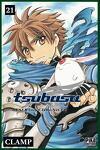 couverture Tsubasa Reservoir Chronicle, tome 21