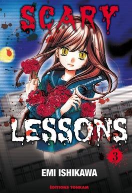 Couverture du livre : Scary Lessons, Tome 3