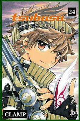 Couverture du livre : Tsubasa Reservoir Chronicle, tome 24