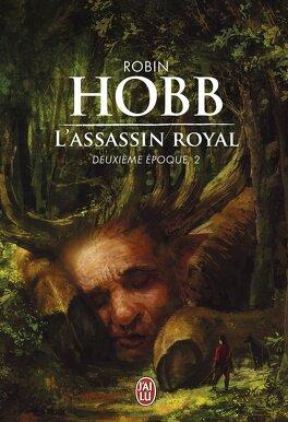 Couverture du livre : L'Assassin Royal - Deuxième époque, tome 2