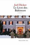 couverture Le Livre des Baltimore