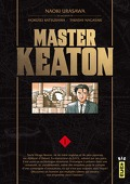 Master Keaton -Deluxe- Tome 1