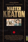 couverture Master Keaton -Deluxe- Tome 1