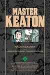 couverture Master Keaton -Deluxe- Tome 2
