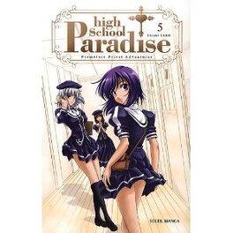 Couverture du livre : High School Paradise, Tome 5