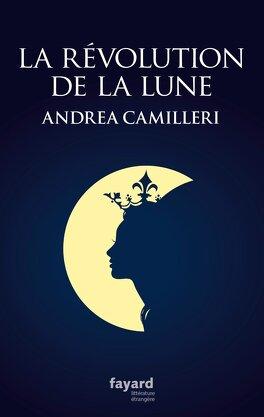 Couverture du livre : La Révolution de la lune