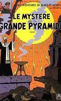 Blake et Mortimer, Tome 5 : Le Mystère de la grande pyramide (2) – La Chambre d'Horus