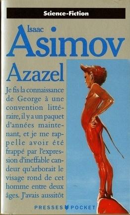 Couverture du livre : Azazel