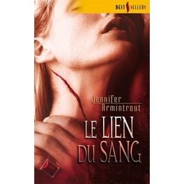 Couverture du livre : Carrie Ames, Tome 1 : Le Lien Du Sang