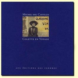 Couverture du livre : Colette en voyage