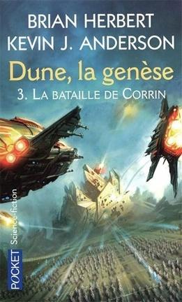 Couverture du livre : Dune, la genèse: Volume 3, La bataille de Corrin