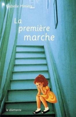 Couverture du livre : La première marche