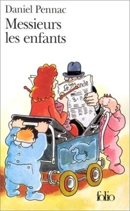 Couverture du livre : Messieurs les enfants