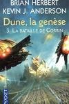 couverture Dune, la genèse, Tome 3 : La Bataille de Corrin