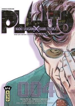 Couverture du livre : Pluto, Tome 4