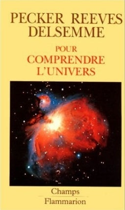 Couverture du livre : Pour comprendre l'univers