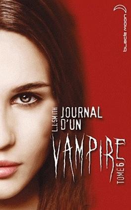 Couverture du livre : Journal d'un vampire, Tome 6 : Dévoreur