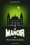 couverture Le manoir, tome 4 : Nic et le pacte des démons