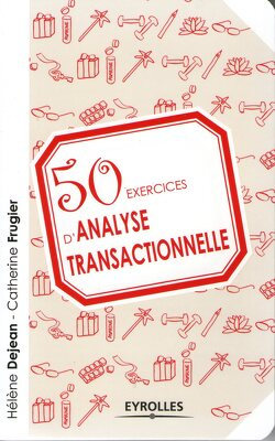 Couverture de 50 exercices d'analyse transactionnelle