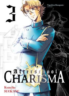 Couverture du livre : Afterschool Charisma, Tome 3