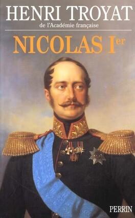 Couverture du livre : Nicolas Ier