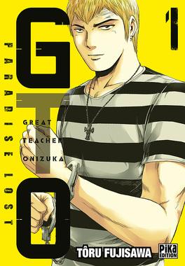 Couverture du livre : GTO - Paradise Lost, tome 1