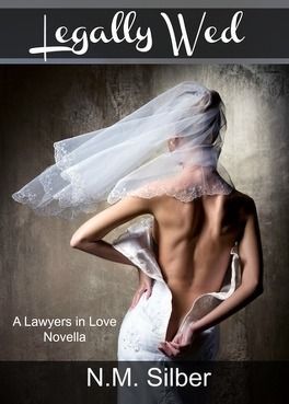 Couverture du livre : Lawyers in Love, Tome 3.5 : Legally Wed