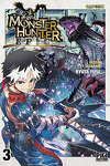 couverture Monster Hunter Epic, Tome 3