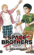 Space Brothers, Tome 12