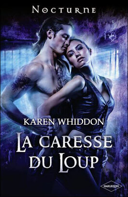 Couverture du livre : The Pack, Tome 10 : La Caresse du loup