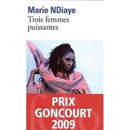 Couverture du livre : Trois femmes puissantes