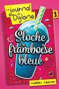 Le Journal de Dylane, Tome 1 : Glace à la framboise bleue