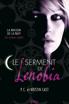 couverture La Maison de la Nuit, Tome 9.5 : Le Serment de Lenobia