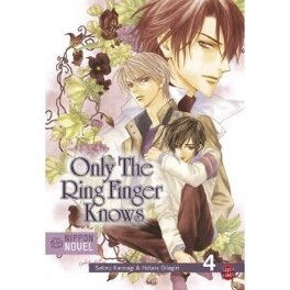 Couverture du livre : Only the ring finger knows