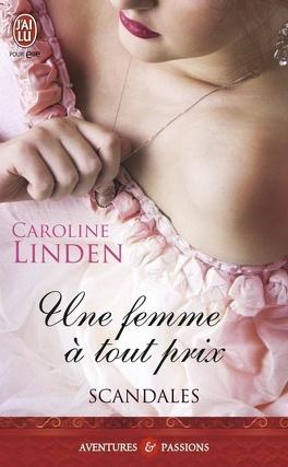 Couverture du livre : Scandales, Tome 3 : Une femme à tout prix