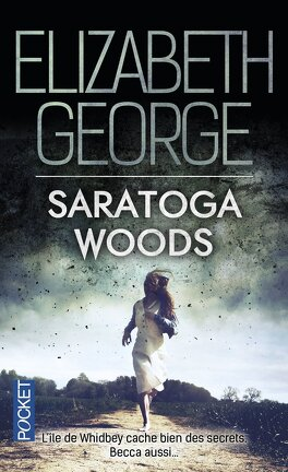 Couverture du livre : The Edge of Nowhere, Tome 1 : Saratoga Woods