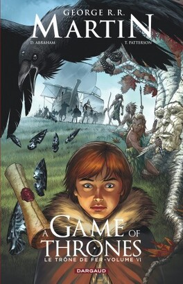 Couverture du livre : A Game of Thrones, tome 6 (Bd)