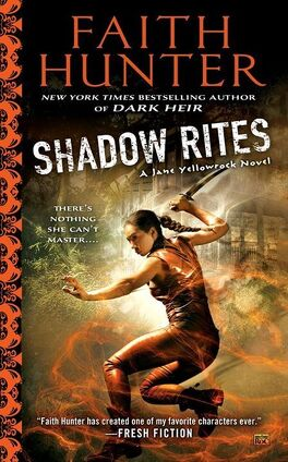 Couverture du livre : Jane Yellowrock, Tome 10: Shadow Rites