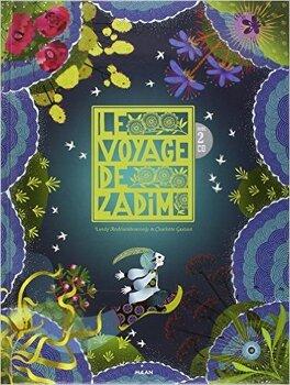 Couverture du livre : Le voyage de Zadim